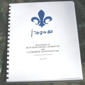 durand, family tree, canada, geneology, heritage, durand heritage foundation, newsletter, french canadian, books, cds, dvds