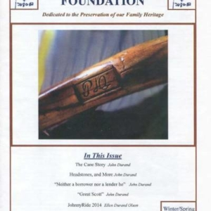 durand, family tree, canada, geneology, heritage, durand heritage foundation, newsletter, french canadian, membership, john durand, johnnyride, johnny ride, ellen durand olson